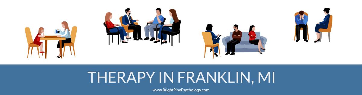 Therapists in Franklin, MI