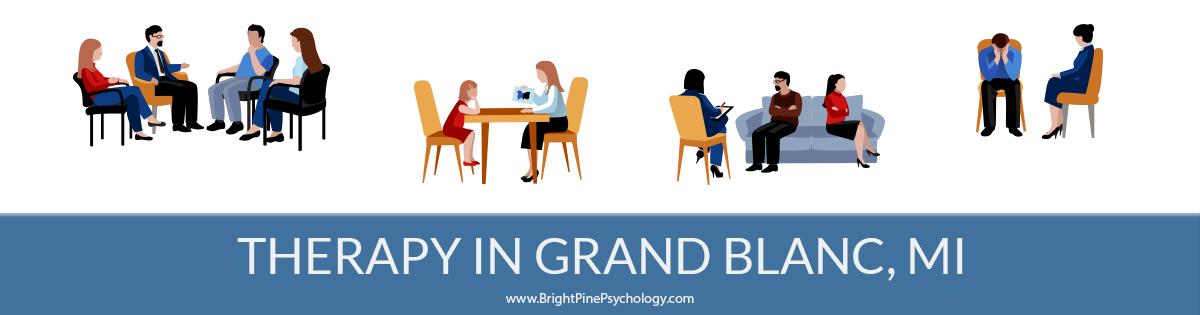 Therapists in Grand Blanc, Michigan