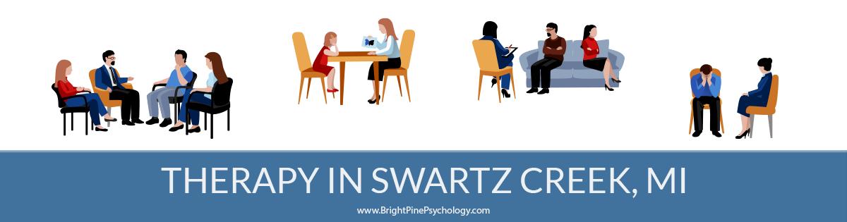 Therapists in Swartz Creek, Michigan
